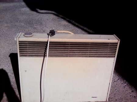 Photo ads/1023000/1023029/a1023029.jpg : Radiateur Thermor à 2 vitesses. 2000 watts.