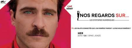 Photo ads/1080000/1080488/a1080488.jpg : Ciné-Débat : projection du film HER de Spike Jonze