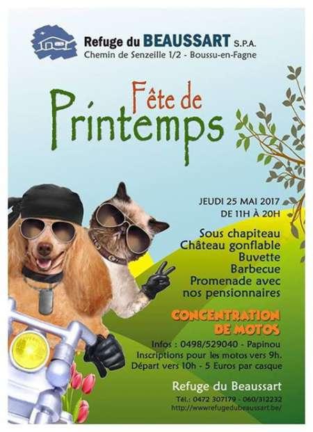 Photo ads/1138000/1138710/a1138710.jpg : FETE  DU  PRINTEMPS au refuge du Beaussart SPA