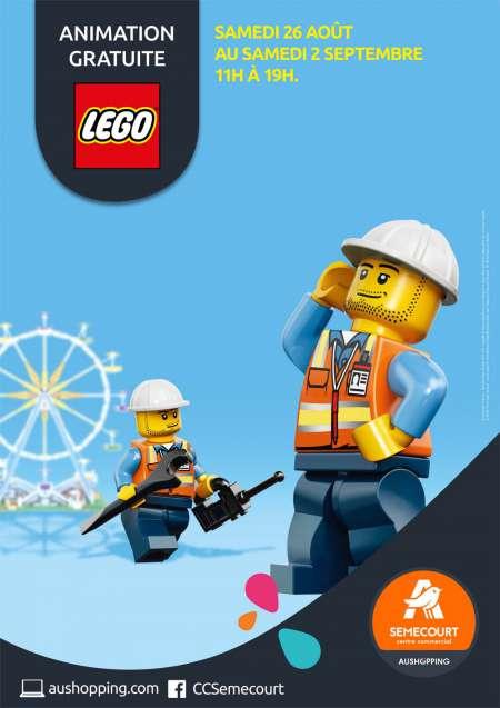 Photo ads/1183000/1183016/a1183016.jpg : Les briques LEGO® s'invitent à Semécourt