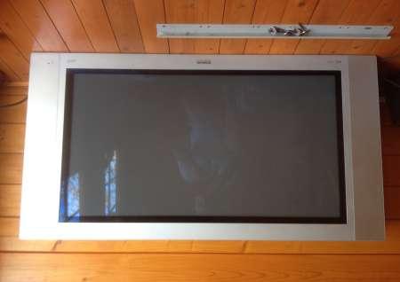 Photo ads/1184000/1184247/a1184247.jpg : Téléviseur plasma grand écran Plat Thomson