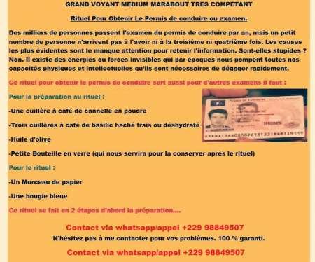 Photo ads/1234000/1234609/a1234609.jpg : Réussir au permis de conduire/Medium et voyant
