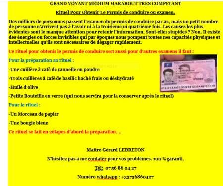 Photo ads/1234000/1234620/a1234620.png : Réussir au permis de conduire/voyant sérieux