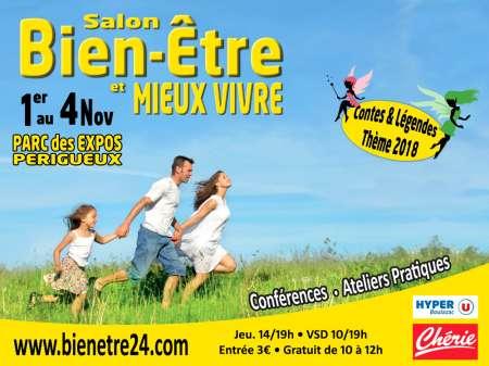 Photo ads/1360000/1360496/a1360496.jpg : 9eme Salon du Bien-Etre de Perigueux