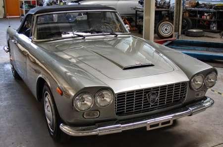Photo ads/957000/957599/a957599.jpg : Lancia Flaminia Cabriolet 2.5L - 3C
